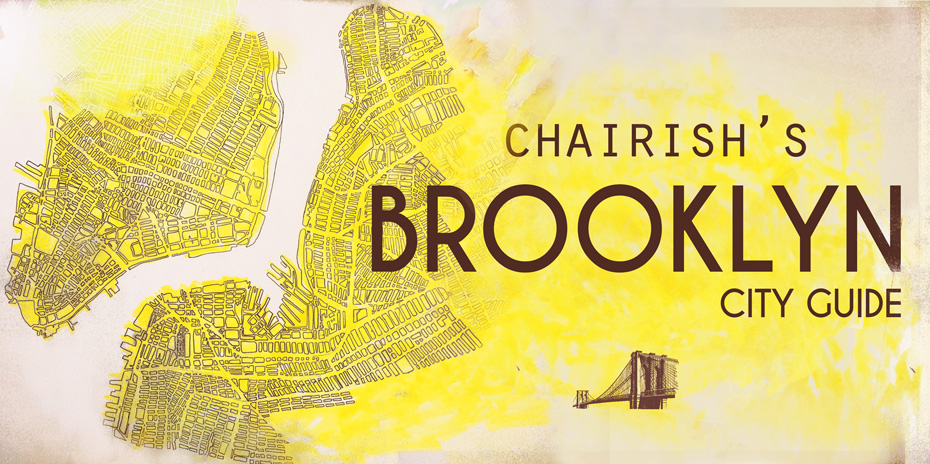 Image Of Brooklyn Map